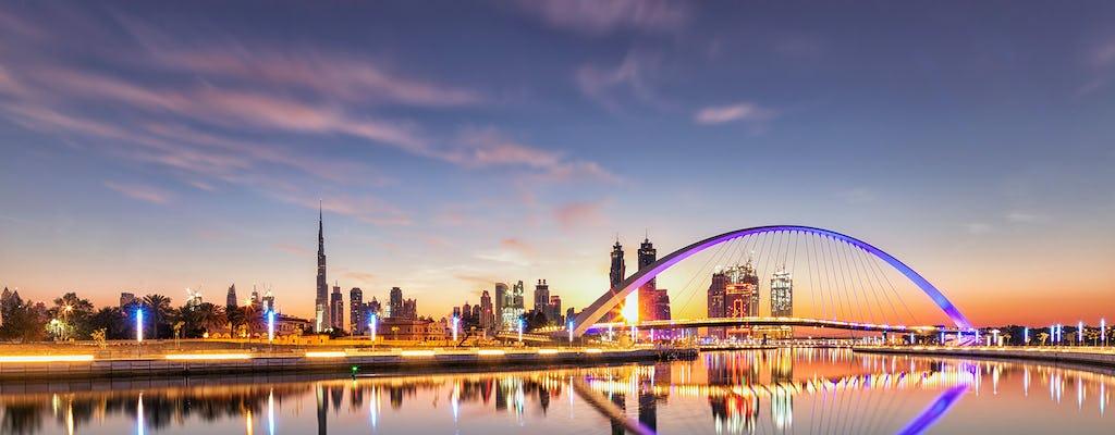 Recorrido por la moderna y futura Dubái