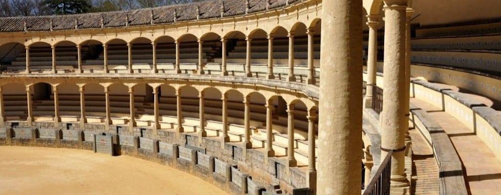 Criadero de toros andaluces y recorrido privado de Ronda.