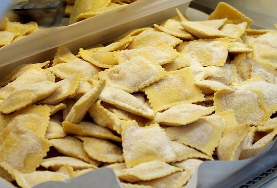 Włoska wycieczka kulinarna po Rzymie rowerem