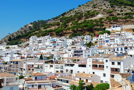 Private walking tour to Mijas from Malaga or Marbella