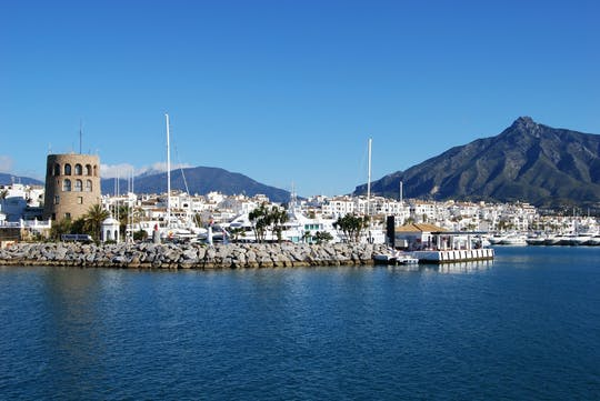 Private Tour durch Marbella und Puerto Banus