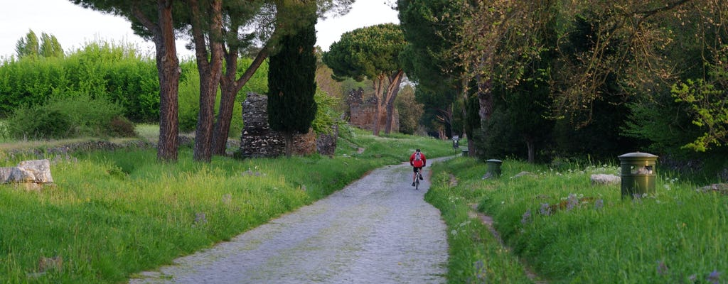 3-hour Via Appia Bike Tour in Rome