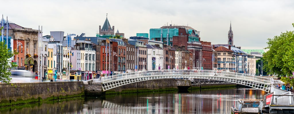 Highlights and Hidden Corners tour of Dublin