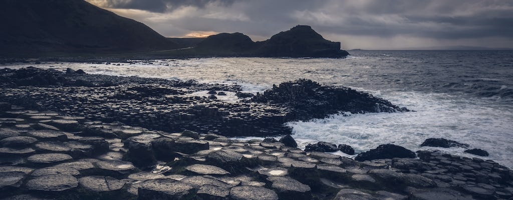 Giant's Causeway und Game of Thrones-Tour ab Belfast
