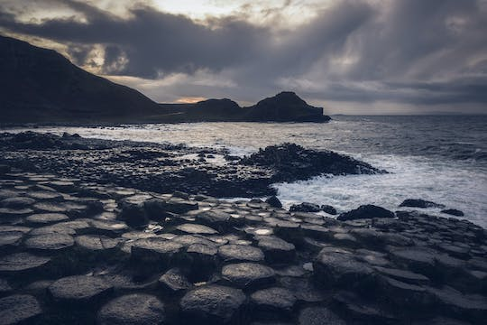 Giant's Causeway and Game of Thrones location tour from Belfast