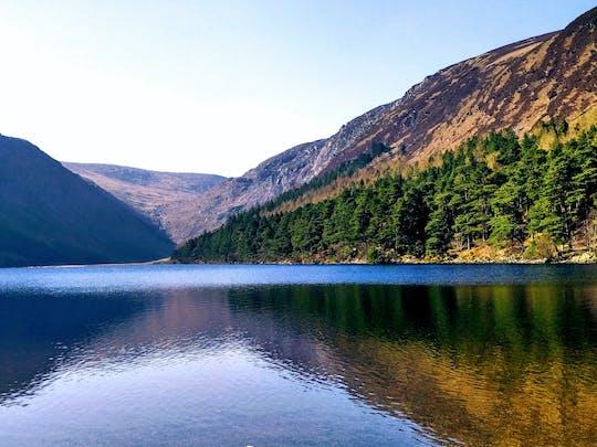 Glendalough, Wicklow, Kilkenny and sheepdog trail from Dublin