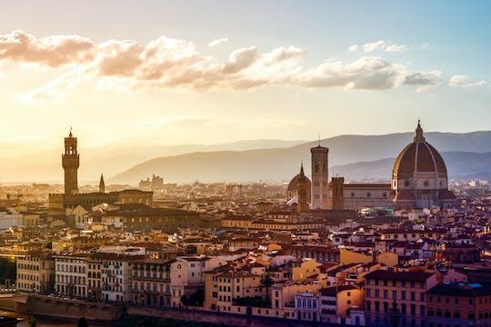 Visita alla caccia al tesoro di Firenze con la Galleria degli Uffizi