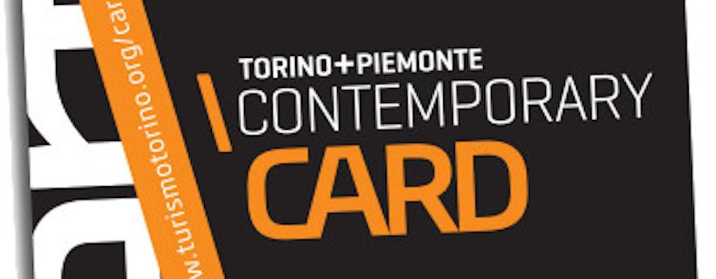 Torino + Piemonte Contemporary Card