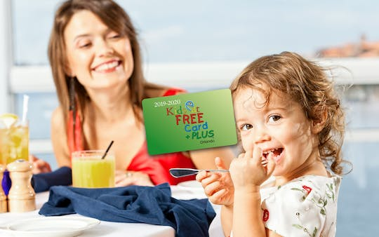 Kids Eat Free Card Orlando
