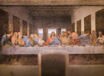 Last Supper special late night guided tour