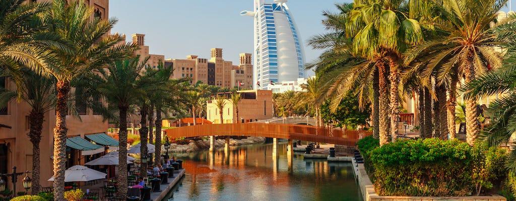 Старый и современный Дубай Сити Тур с Голубой мечетью