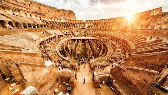 Visita guiada al Belvedere del Coliseo con Foro Romano