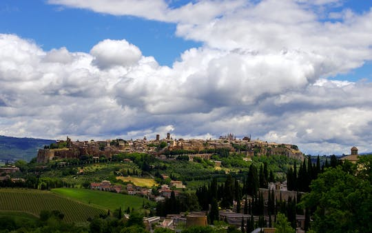 Orvieto food, culture and history walking tour