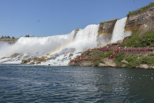 Три дня Ниагарский водопад, Торонто, Тысяча островов тур из Нью-Йорка