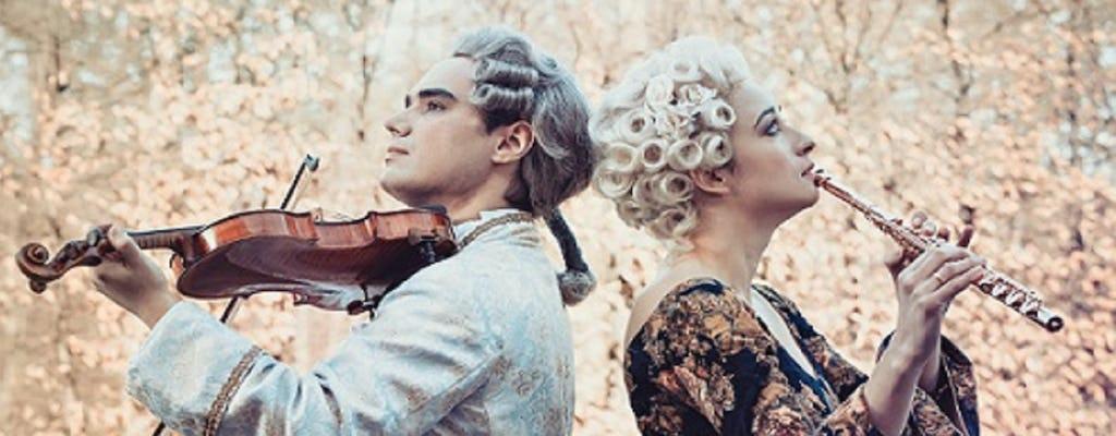 Concierto de música clásica en el Palacio de Charlottenburg