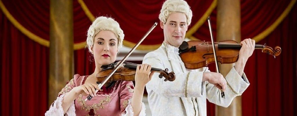 Charlottenburg Palace: audio tour, dinner & concert