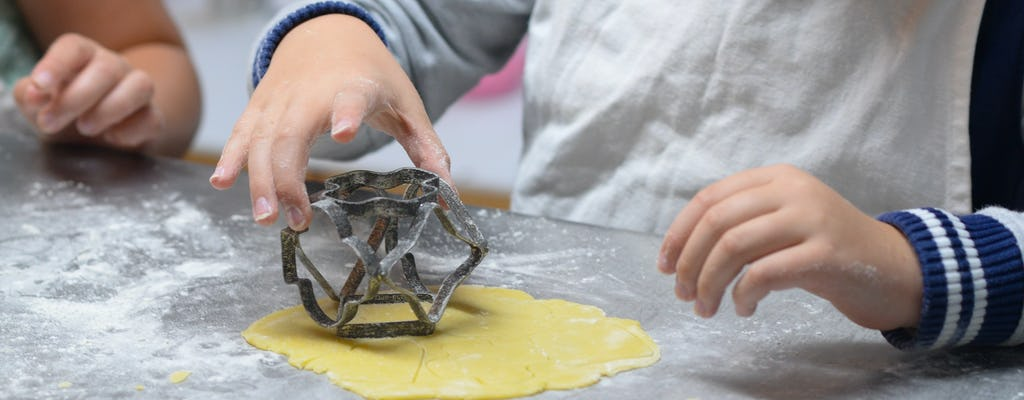 Baby Chef: Italian cooking class for children