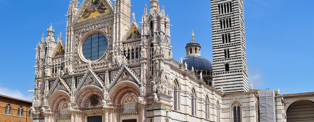 Entrance tickets to Siena Cathedral and Piccolomini Library
