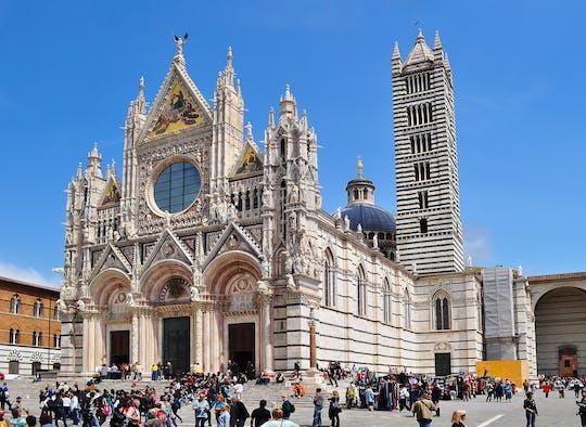 Biglietti d'ingresso per il Duomo di Siena e la Libreria Piccolomini