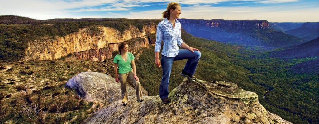 Blue mountains and Australian wildlife tours