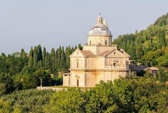 Bilhetes para o Templo de San Biagio em Montepulciano