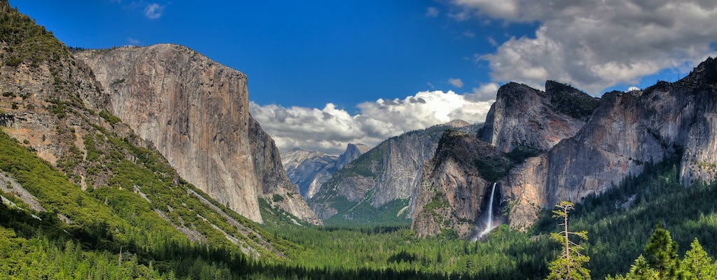 Tour a Yosemite desde San Francisco