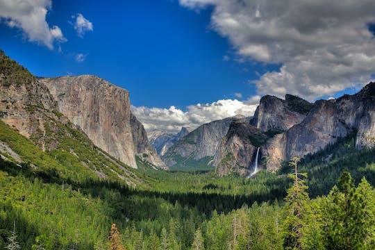 Yosemite tour from San Francisco