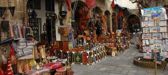 Casablanca rondleiding door de stad