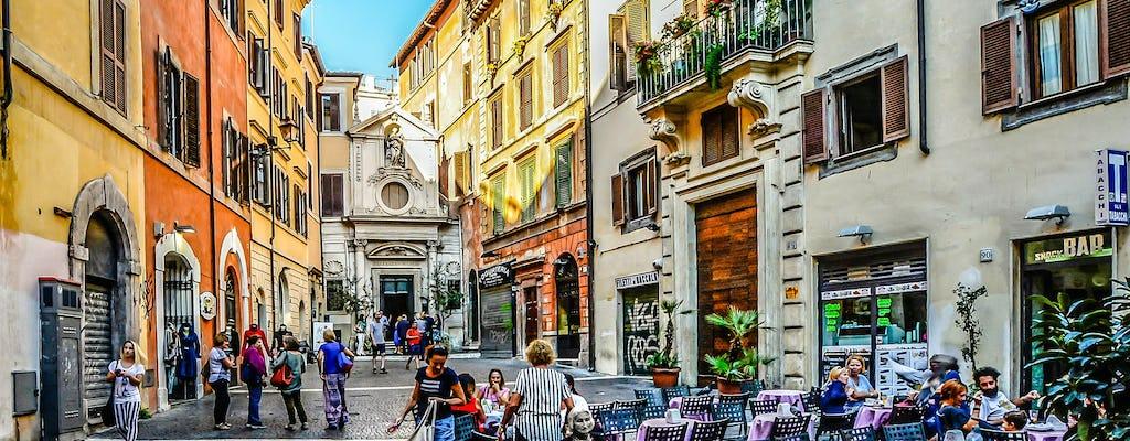 Visita a la ciudad de Roma desde Florencia en tren de alta velocidad