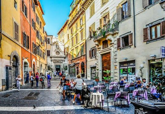 Cidade de Roma Sightseeing de Florença pelo trem de alta velocidade