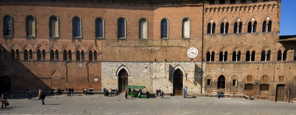 Entradas para el complejo Santa Maria della Scala