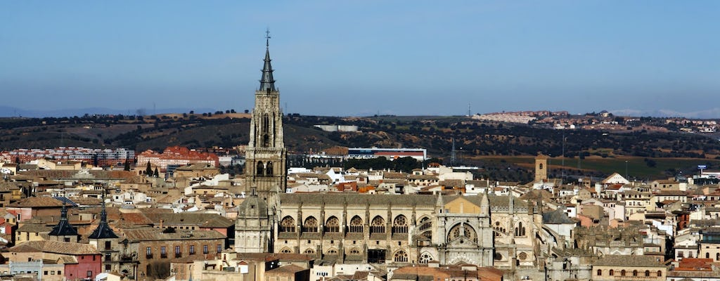 Toledo Card P1: museums and guided tour