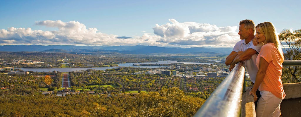 Canberra – Australia's Capital City