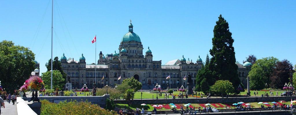 Wycieczka krajoznawcza Victoria z Vancouver