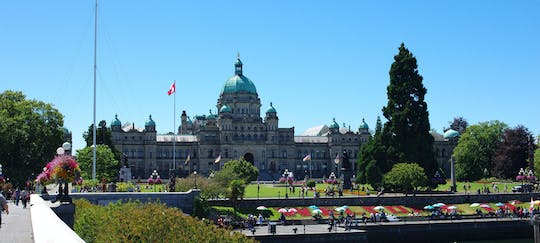 Victoria sightseeing tour from Vancouver