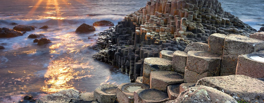 Giant's Causeway and Game of Thrones location tour from Dublin