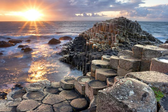 Tour della location di Giant's Causeway e Game of Thrones da Dublino