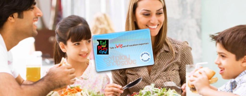 Jedz i graj Card Orlando