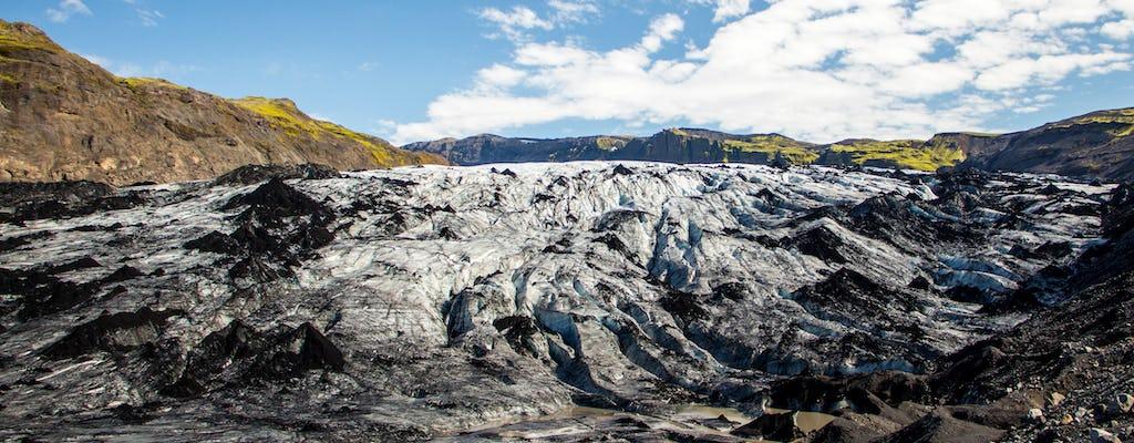 Costa meridionale per piccoli gruppi: ghiacciaio, cascate e spiagge nere