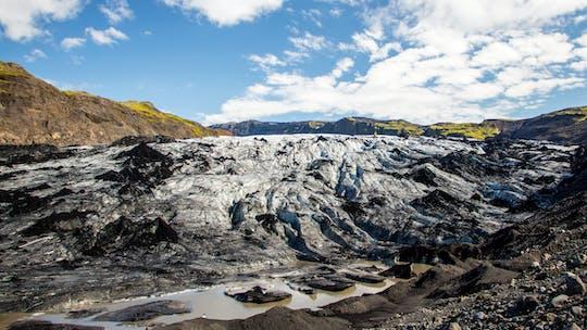 Малых группах ЮБК: ледник, водопады и черные пляжи