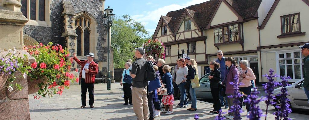 Visita guiada a los asesinatos de Midsomer
