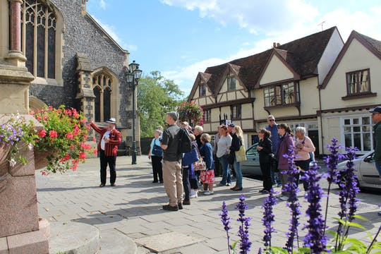 Midsomer Murders guided tour