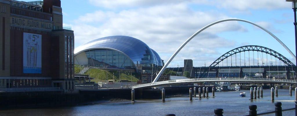 Vera tour di mezza giornata delle località cinematografiche di Newcastle