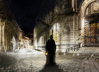 Walking ghost tour of Milan