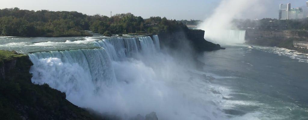Tour de un día a las cataratas del Niágara desde la ciudad de Nueva York