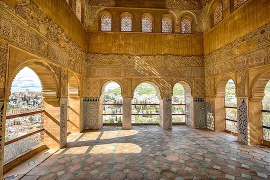 Visita gratuita de la Alhambra