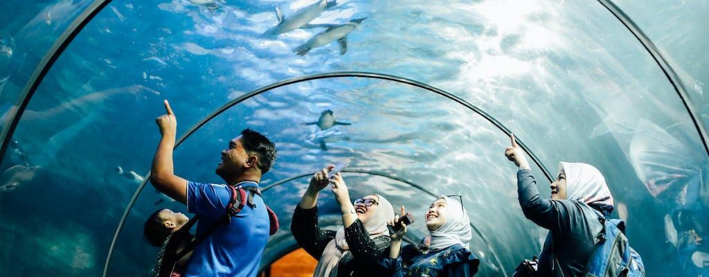 Unterwasserwelt Langkawi Eintritt E-Ticket