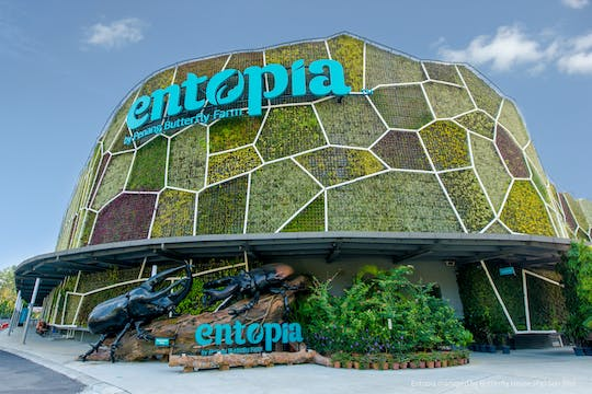 Entopia by Penang Butterfly Farm E-Voucher