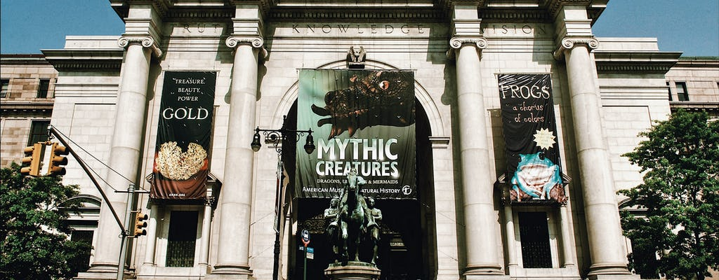 Private and Semi-Private American Museum of Natural History skip-the-line tour
