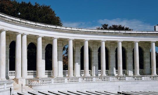 Privato e semi-privato Tour a piedi del cimitero nazionale di Arlington